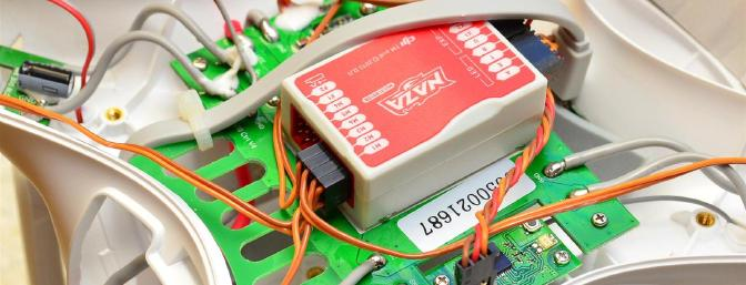 The Naza M Flight Controller