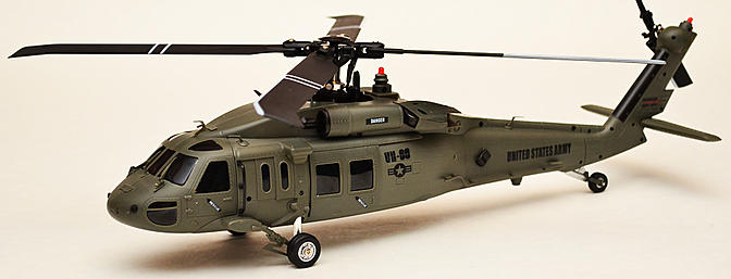 The Black Hawk model.