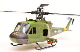 The UH-1 Huey