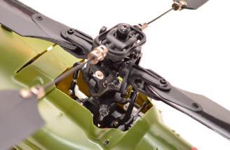 The main rotor