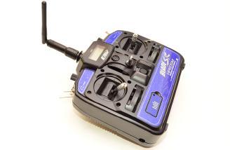 6-channel HP6DSM 2.4GHz Transmitter