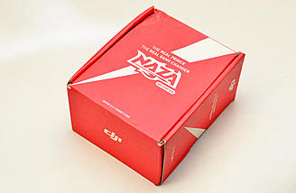 The Naza-H packaging.