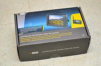 The LCD box.
