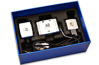 The A2 controller in the box.