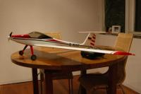 Name: Grob.jpg Views: 572 Size: 24.2 KB Description: The sport scale ESM Grob 109. I still really like it even though I haven't flown it yet after about a year.
