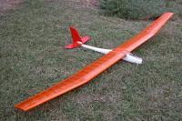 Name: VFF-sailplane-web.jpg Views: 441 Size: 31.4 KB Description: Venom Freedom Flyer with 1.8 metre wing turns it into an ultra light thermal sailplane.