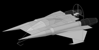 Name: Buck Rogers EAF_004.png Views: 288 Size: 24.6 KB Description: From the tracing I was able to convert into 3D solid.