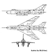 Name: su7bm_1_3v.jpg Views: 130 Size: 120.4 KB Description: The extreme wing sweep just looks fast, one of the reasons it's personal favorite... And again, would be an easy tractor build!
