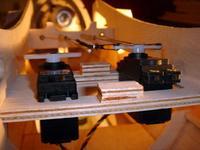 Name: DSC02714.jpg Views: 622 Size: 36.0 KB Description: Hmmm what if I raise the rudder/tailwheel servo?