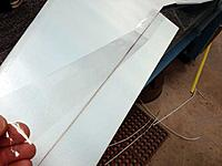 Name: step15.jpg Views: 609 Size: 20.7 KB Description: STEP 16 Tape your elevons on like any other foamie build. (NOTE: tape the elevons from the top, this shot is showing them being glued to the bottom of the wing)