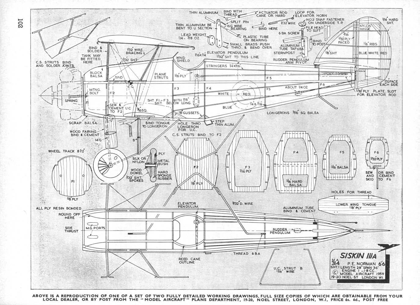 Attachment Browser Model Aircraft 1960 04 Siskin By Nibor Rc Wiring Diagram T 49f Name Views 624 Size 2685
