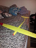 Name: 20140731_223604.jpg Views: 108 Size: 607.1 KB Description: Demon F5D with a Mega 16/25/2 F5D Green that flies on a Dinogy 1300Mah 6S 65C.