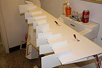 Name: IMG_9813.jpg Views: 165 Size: 131.0 KB Description: New wing. Note the pre-installed motor wiring. MUCH easier!