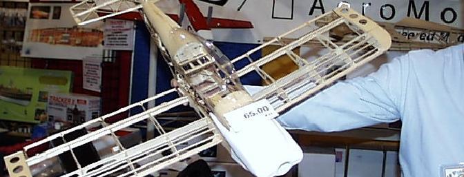 The RV4 kit in bones -- 34