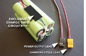 is now getting active in the LiPoly electric model arena, with an exclusive