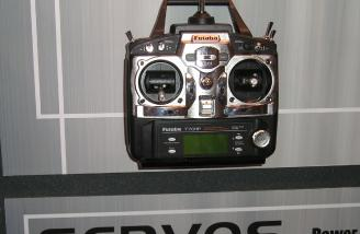 The exciting new mid-line computer radio for Futaba, the 7C. See <a href=
