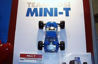 Mini-fun in Losi's new electric truck.