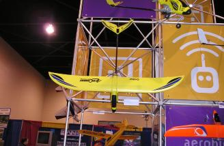 The Xtreme spans over 4 1/2 feet and is a skill zone 3