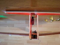 Name: Skimmer near complete 006.jpg Views: 204 Size: 87.9 KB Description: Detail of skimmer tail linkage
