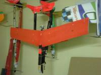 "Name: DSCN1277.jpg Views: 153 Size: 27.6 KB Description: My scratchbuild FPV glider (62"" wingspan)"