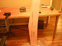 Name: wing 002.jpg Views: 166 Size: 78.3 KB Description: Setting up after skim coating