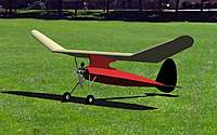 Name: image.jpg Views: 214 Size: 66.9 KB Description: RC conversion of 1937 Lanzo Bomber designed by Chet Lanzo