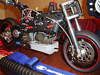 thunder tiger 999r nitro with acc - rc groups