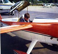 Name: shoestringw.jpg Views: 181 Size: 108.7 KB Description: Shoestring racer I was test flying