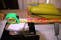 """Name: green shoestring fuselage-length.jpg Views: 190 Size: 70.8 KB Description: """"New """" Hobbypoxy paint, great finish but incredibly heavy, and incredibly hard to remove."""