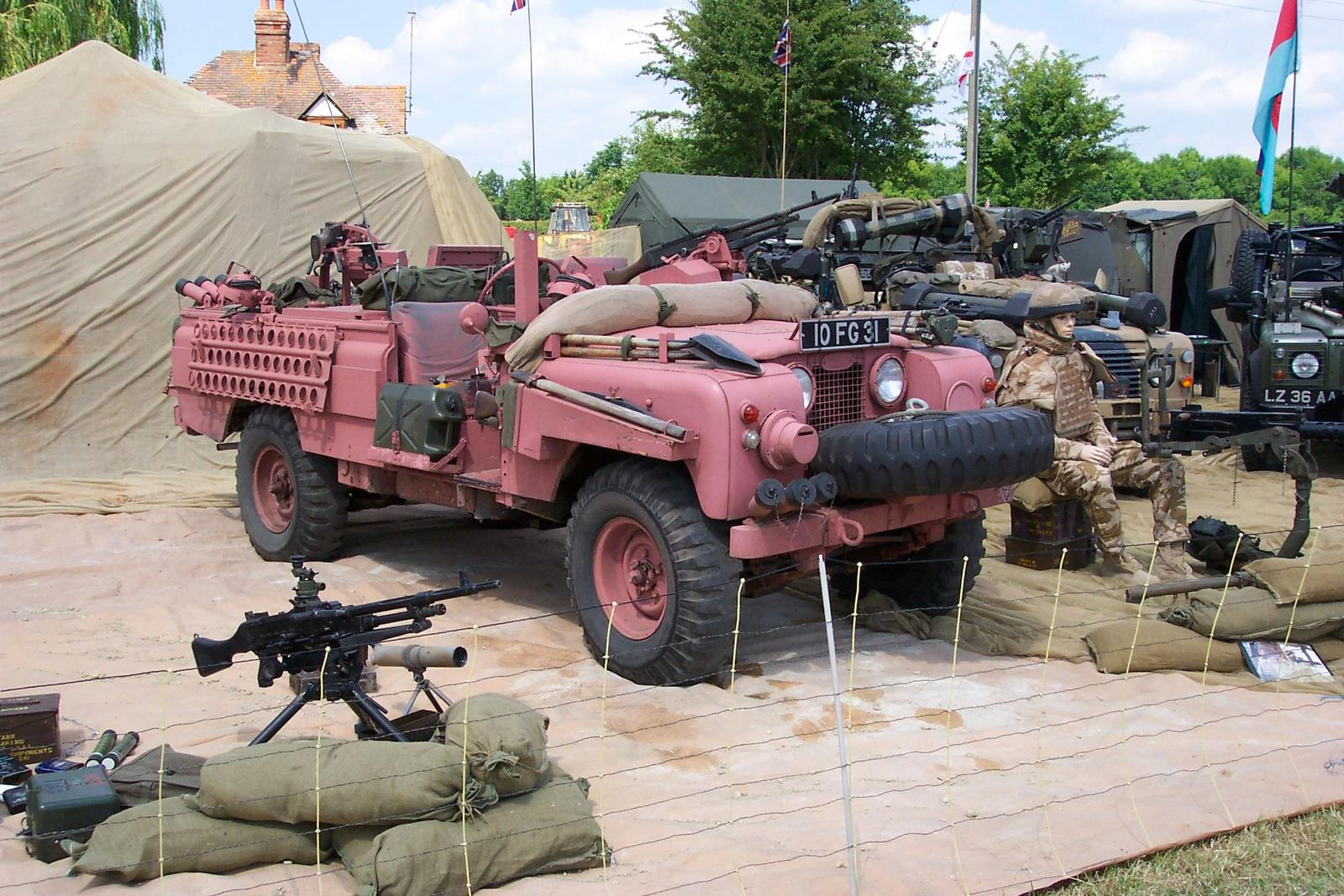 en landrover wikiwand hse panther pink discovery for sale land rover