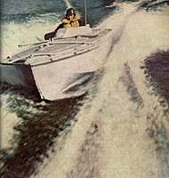 """Name: linsen.jpg Views: 180 Size: 76.7 KB Description: Linsen training. Was designed to be radio controlled by a another """"mother"""" boat once the pilot bailed out."""