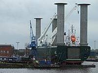 Name: E-Ship_1_achtern.jpg Views: 62 Size: 196.7 KB Description: Enercon's E-Ship 1, 2010
