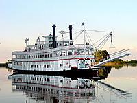 Name: OV on water 11.jpg Views: 143 Size: 136.6 KB Description: John Fryant's Creole Queen conversion