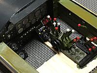 Name: 6F627C7E-451D-4812-94F7-7C3F930A01A2.jpeg Views: 21 Size: 273.0 KB Description: Final details to the cockpit