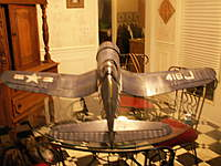 Name: Corsair pictures 012.jpg Views: 583 Size: 77.9 KB Description: I am also making the canopy slide and adding an interior