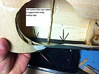 Name: carbon fiber.jpg Views: 59 Size: 93.1 KB Description: front carbon spar