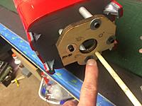 Name: image-05b698d4.jpeg Views: 36 Size: 86.2 KB Description: Filling the stock holes with a ply dowel