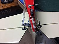 Name: image-c9a4649a.jpeg Views: 43 Size: 82.1 KB Description: Now complete with plastic guide supports slotted into the rudder