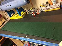 Name: image-439b7ef0.jpeg Views: 46 Size: 65.7 KB Description: A simple Walmart blanket makes a great assembly buffer
