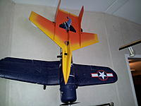 Name: Homemade fightercat.jpg