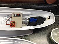 Name: image-da4c17fd.jpg Views: 90 Size: 762.8 KB Description: My boat stern area. Leave the steering rod off for easier access to shape the ballast.