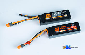 G2 series Smart batteries do not have a separate balance connector