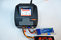 Name: 2J7A7505.jpg Views: 154 Size: 1.05 MB Description: Simultaneous charging of a G2 Smart Lipo on channel 1