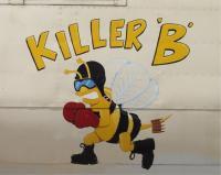 Name: Killer B B-25.jpg Views: 4460 Size: 84.1 KB Description: Nose art from a B-25