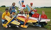 Name: Winners Toledo 91.jpg Views: 777 Size: 73.2 KB Description: These were the winners. Standing L-R  Joh Packer's caller, Jon Packer, Andrew McIndoe. Kneeling L-R Tom Strom, Brian Richmond, Darrol Cady, Rhonda Cady (caller), Pete Bergstrom, Marie Bergstrom (caller).