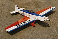 Name: John Headley 'Toni'.jpg Views: 573 Size: 96.1 KB Description: John Headley's back-up model was a rip-off 'Toni fuselage. ST X40 motor.