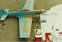 Name: Brian Richmonds FAI 'Toni.jpg Views: 572 Size: 75.5 KB Description: Having sold or given away his other models, Brian Richmond used this 'Toni built by his brother Bruce for FAI pylon.