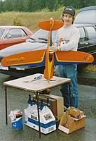 Name: Andrew McIndoe with Stinger.jpg Views: 547 Size: 84.6 KB Description: