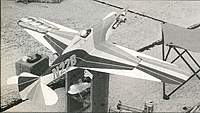 Name: Loyd Burnham's Denight Special. Nelson motor.jpg Views: 575 Size: 135.8 KB Description: Loyd Burnham travelled all the way from the east to fly this Denight