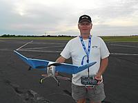 Name: DSCN1551.jpg Views: 50 Size: 132.2 KB Description: Paul and his scratch-built fun flier